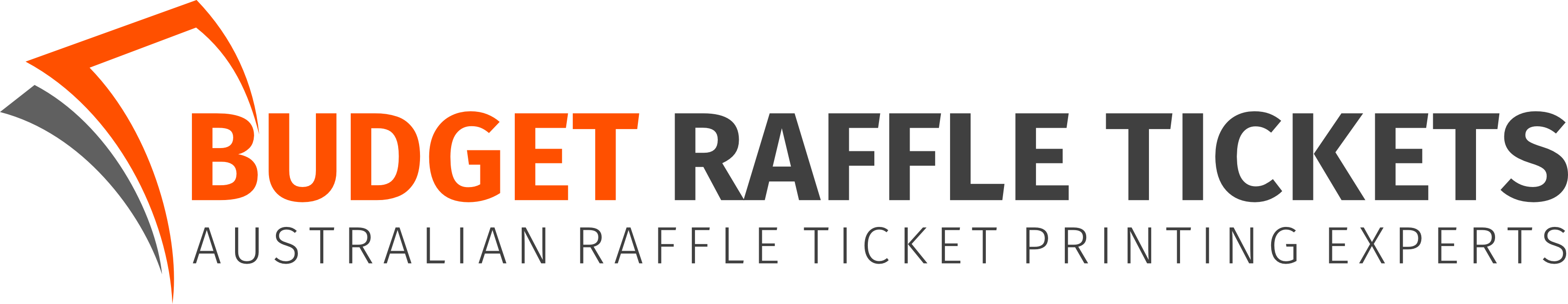 Budget Raffle Tickets