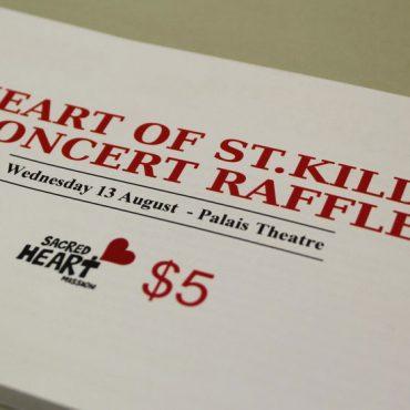 Charity Event Raffle Ticket Printing | Budget Raffle Tickets