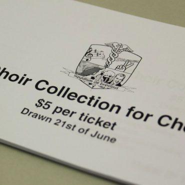 Chior Raffle Ticket Printing | Budget Raffle Tickets