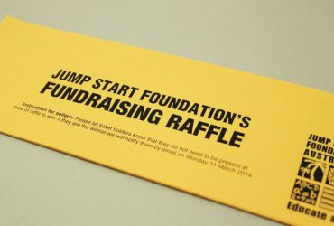 Educational Charity Raffle Ticket Printing | Budget Raffle Tickets