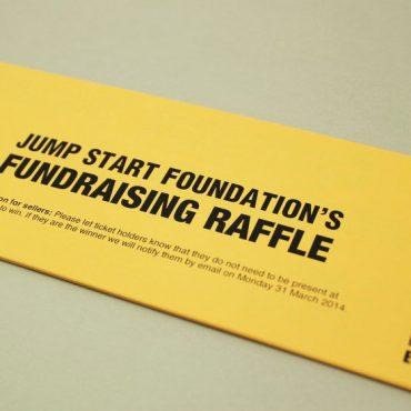 Educational Charity Raffle Ticket Printing | Budget Raffle Tickets
