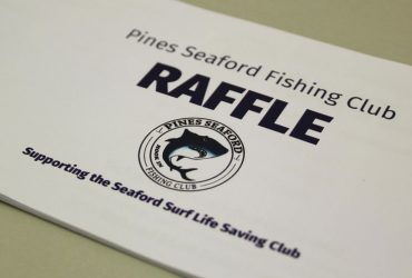 Fishing Club Raffle Ticket Printing | Budget Raffle Tickets